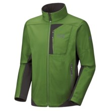 Mountain Hardwear Brono Jacket - Soft Shell (For Men) in Jungle/Grill - Closeouts