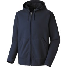 Mountain Hardwear Buttaman Hoodie Jacket - Fleece (For Men) in Classic Navy - Closeouts