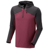 Mountain Hardwear Butter Man Hoodie - Color-Block, UPF 50 (For Men)