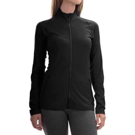 Mountain Hardwear Butterlicious Jacket (For Women) in Black - Closeouts
