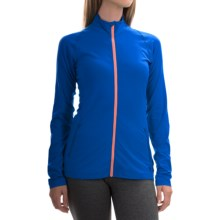 Mountain Hardwear Butterlicious Jacket (For Women) in Bright Island Blue - Closeouts