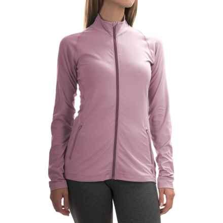 Mountain Hardwear Butterlicious Jacket (For Women) in Dusty Orchid - Closeouts
