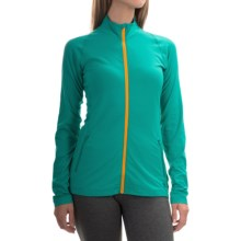 Mountain Hardwear Butterlicious Jacket (For Women) in Glacier Green - Closeouts