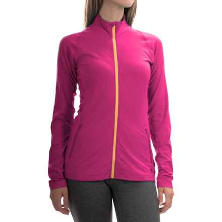 Mountain Hardwear Butterlicious Jacket (For Women) in Haute Pink - Closeouts