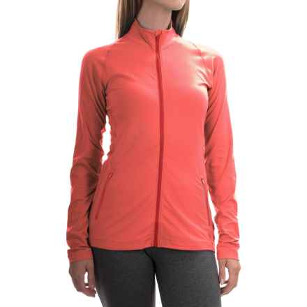 Mountain Hardwear Butterlicious Jacket (For Women) in Paradise Pink - Closeouts