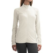 Mountain Hardwear Butterlicious Jacket (For Women) in Snow - Closeouts
