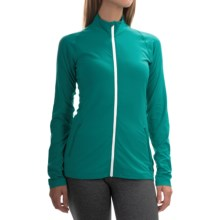 Mountain Hardwear Butterlicious Jacket (For Women) in Teal Green - Closeouts