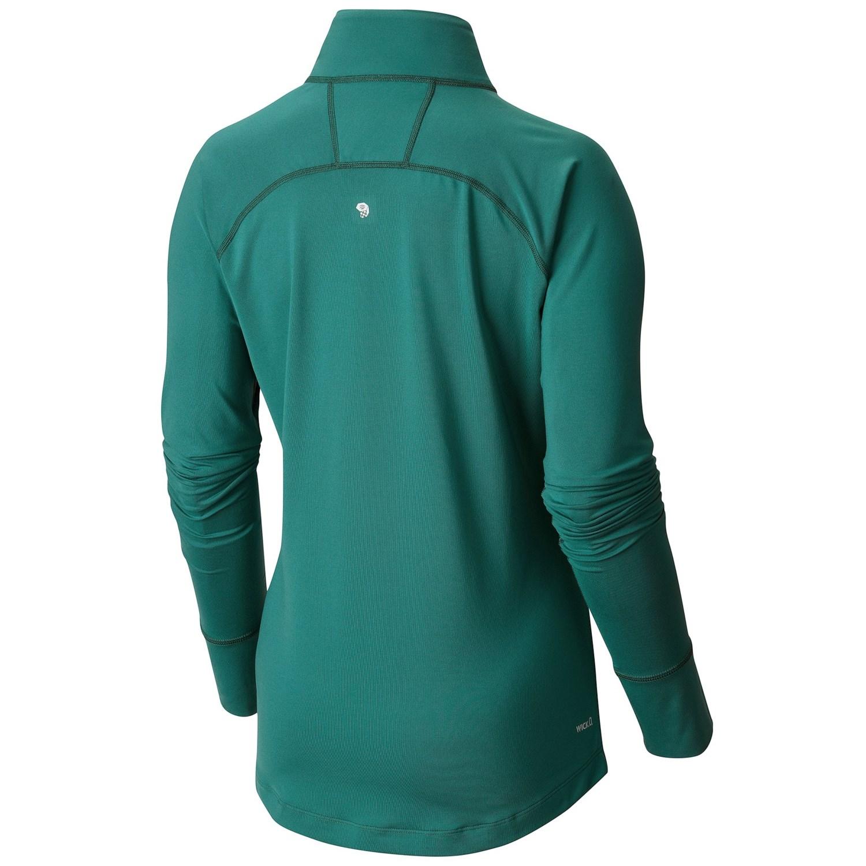 Mountain Hardwear Butterlicious Pullover Shirt For Women
