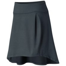 Mountain Hardwear Butterlicious Skirt (For Women) in Black - Closeouts