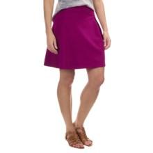 Mountain Hardwear Butterlicious Skirt (For Women) in Dark Raspberry - Closeouts