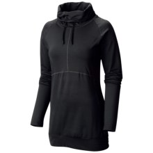 Mountain Hardwear Butterlicious Tunic Turtleneck - Long Sleeve (For Women) in Black - Closeouts