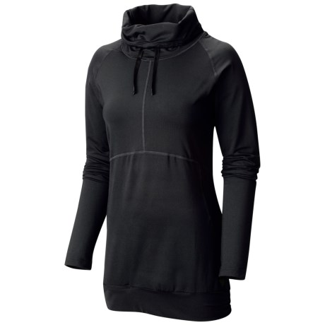 Mountain Hardwear Butterlicious Tunic Turtleneck Long Sleeve (For Women)