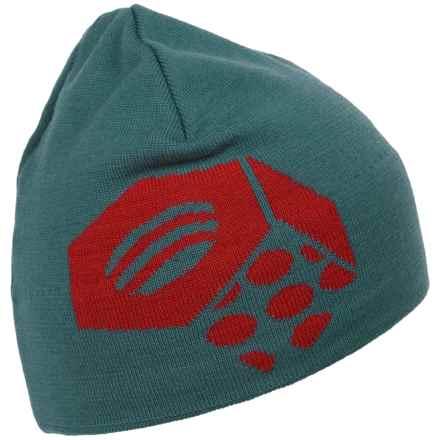 Mountain Hardwear Caelum Dome Beanie (For Men) in Cloudburst - Closeouts