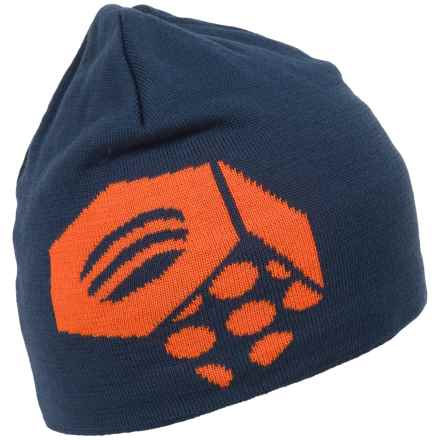 Mountain Hardwear Caelum Dome Beanie (For Men) in Zinc - Closeouts