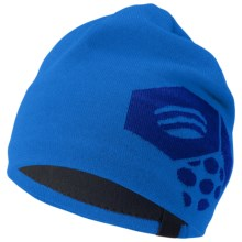 Mountain Hardwear Caelum Dome Beanie Hat (For Men) in Static Blue - Closeouts