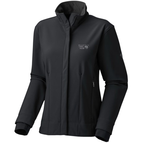 Mountain Hardwear Callisto Soft Shell Jacket (For Women)
