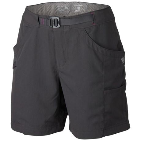Mountain Hardwear Campina Shorts - UPF 50 (For Women) in Khaki