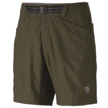 Mountain Hardwear Canyon Shorts - UPF 50 (For Men) in Caper - Closeouts