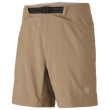 Mountain Hardwear Canyon Shorts - UPF 50 (For Men) in Khaki - Closeouts