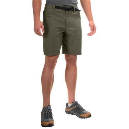 Mountain Hardwear Canyon Shorts - UPF 50 (For Men) in Peatmoss - Closeouts