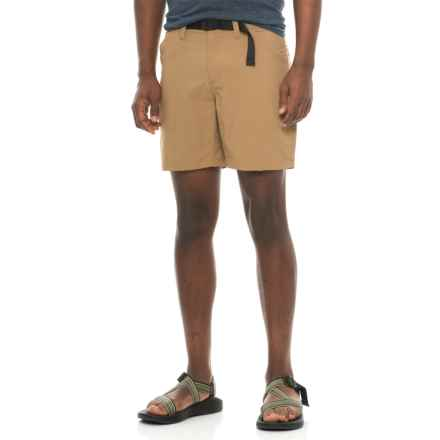 Mountain Hardwear Canyon Shorts - UPF 50 (For Men) in Sandstorm - Closeouts