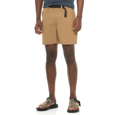 Mountain Hardwear Canyon Shorts - UPF 50 (For Men) in Sandstorm