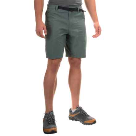Mountain Hardwear Canyon Shorts - UPF 50 (For Men) in Thunderhead Grey - Closeouts