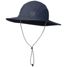 Mountain Hardwear Canyon Sun Hat - UPF 50 (For Men) in Zinc - Closeouts