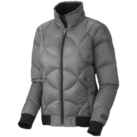 Mountain Hardwear Caramella Down Jacket - 650 Fill Power (For Women) in Black