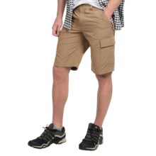 Mountain Hardwear Castil Cargo Shorts (For Men) in Khaki - Closeouts