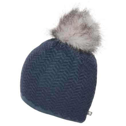 Mountain Hardwear Cattrack Beanie - Fully Lined (For Men and Women) in Mountain - Closeouts