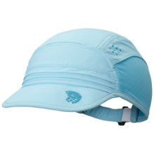 Mountain Hardwear Chiller Baseball Cap - UPF 25, Cool.Q ZERO Lining (For Women) in Air Stream - Closeouts