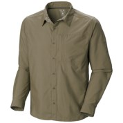 Mountain Hardwear Chiller Cool.Q Zero Shirt - UPF 30+, Long Sleeve (For Men)