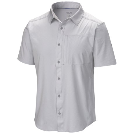 Mountain Hardwear Chiller Shirt UPF 30, Short Sleeve (For Men)