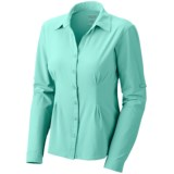 Mountain Hardwear Chiller Shirt - UPF 40, Long Roll Sleeve (For Women)