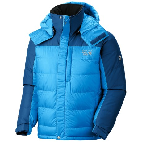 Mountain Hardwear Chillwave Down Jacket - AirShield Core, 650 Fill Power (For Men) in Static Blue/Royal