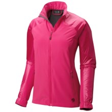 Mountain Hardwear Chockina Jacket (For Women) in Bright Rose - Closeouts