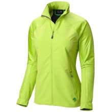 Mountain Hardwear Chockina Jacket (For Women) in Fission - Closeouts