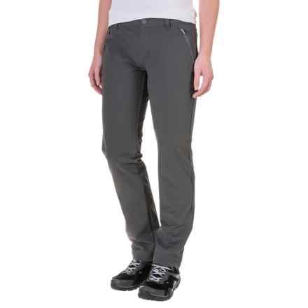 Mountain Hardwear Chockstone 24/7 Pants (For Women) in Shark - Closeouts