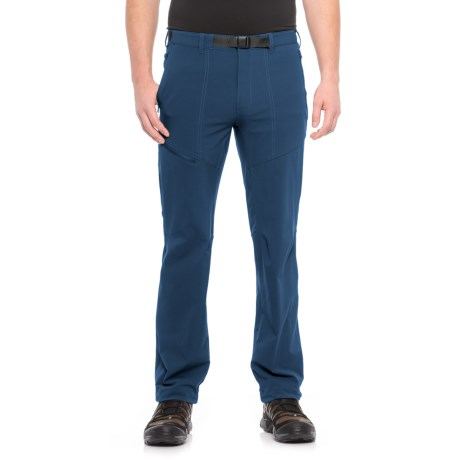 Mountain Hardwear Chockstone Hiking Pants - UPF 50 (For Men) in Hardwear Navy