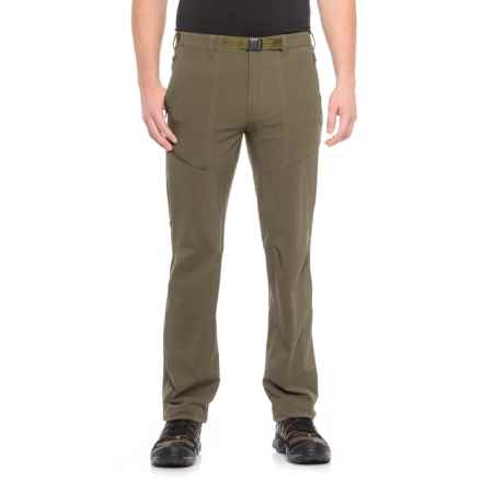 Mountain Hardwear Chockstone Hiking Pants - UPF 50 (For Men) in Peatmoss - Closeouts