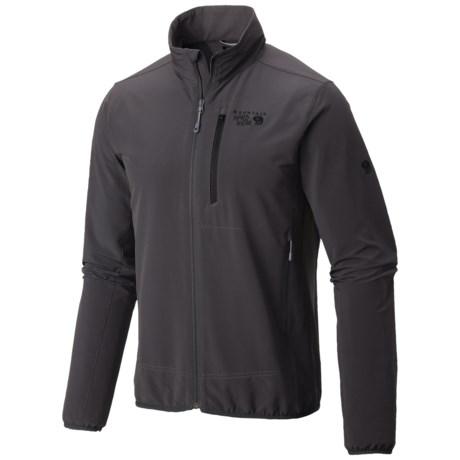 Mountain Hardwear Chockstone Jacket (For Men) in Shark