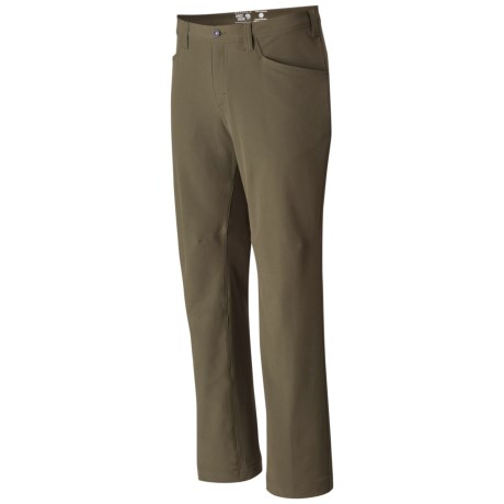 Mountain Hardwear Chockstone Midweight Casual Pants UPF 50 (For Men)