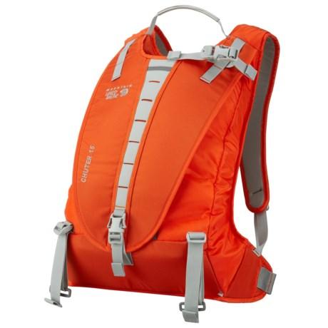 Mountain Hardwear Chuter 15 Backpack in Autumn Orange