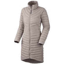 Mountain Hardwear Citilicious Down Coat - 650 Fill Power (For Women) in Dolomite - Closeouts