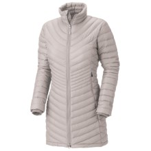 Mountain Hardwear Citilicious Down Parka - 650 Fill Power (For Women) in Dolomite - Closeouts