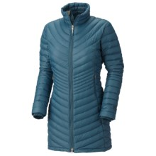 Mountain Hardwear Citilicious Down Parka - 650 Fill Power (For Women) in Prussian - Closeouts