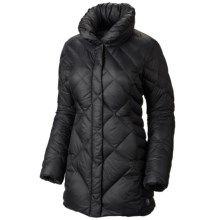 Mountain Hardwear Citilicious Q.Shield® Down Jacket - 650 Fill Power (For Women) in Black - Closeouts