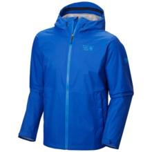 Mountain Hardwear Classic Plasmic Omni-Wick® EVAP Jacket - Waterproof (For Men) in Azul/Hyper Blue - Closeouts