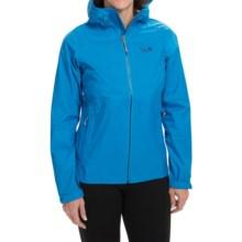 Mountain Hardwear Classic Plasmic Omni-Wick® EVAP Jacket - Waterproof (For Women) in Bay Blue/Cousteau - Closeouts